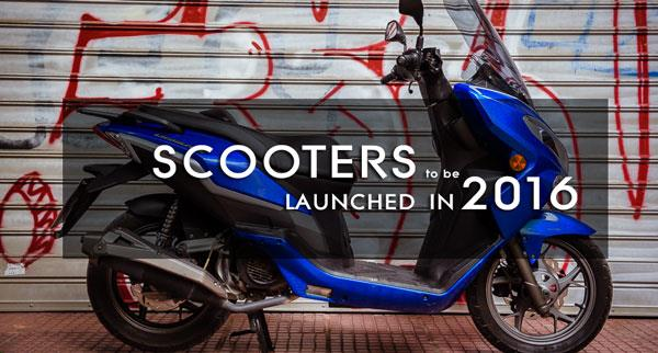 Scooters-launched-in-2016